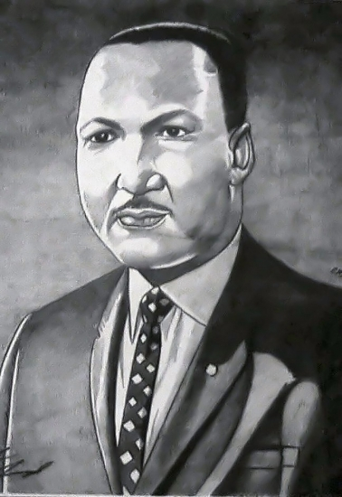 Martin Luther King par Charles23Reed